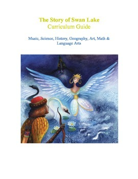 Swan Lake Ballet by Tchaikovsky Curriculum with Music Less