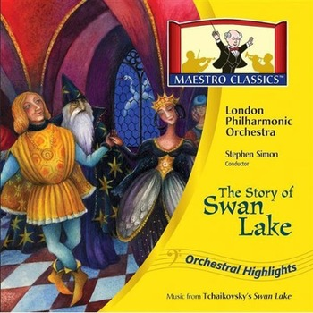 Swan Lake Orchestral Highlights MP3