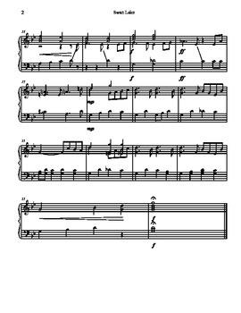 Swan Lake for Tone Chimes/ Choir Chimes