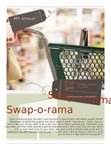 Swap-o-Rama Flyer for your staff