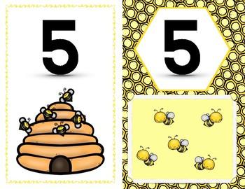Swarm of Numbers