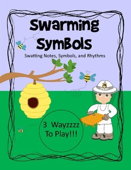 Swarming Symbols Swat: A Music Symbol and Note Review