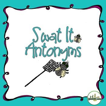 Antonyms Swat It Game