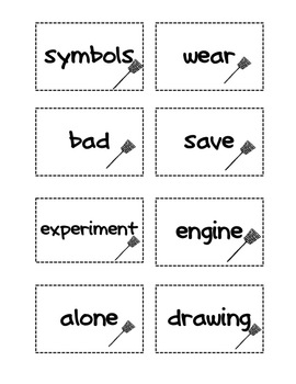 Fry Sight Words Set 8 Swat It