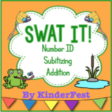 Swat It! Math Centers
