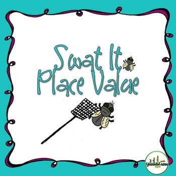 Place Value Swat It Game