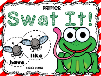 Swat It! Primer Sight Words