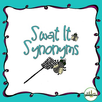 Synonyms Swat It Game
