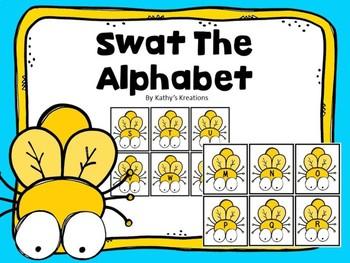 Swat The Alphabet FREE