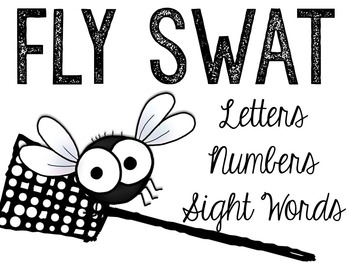 Swat The Fly! Numbers, Letters, Sight Words And More!