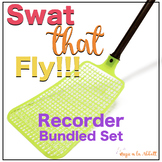 Swat that Fly! A Bundled Collection of Games for Recorder
