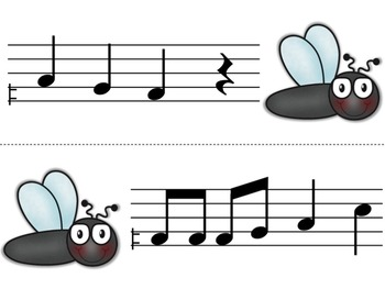 Swat that Fly! A Melody Game for re (in pentatonic patterns)