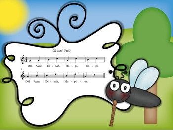 Swat that Fly! A Music Reading Game for the Recorder: B-A-G-C'-D' patterns