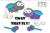Swat that Fly Rhythm Game-  ta titi rest stick notation