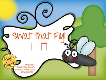 Swat that Fly! A Rhythm Game for Practicing ta ti-ti
