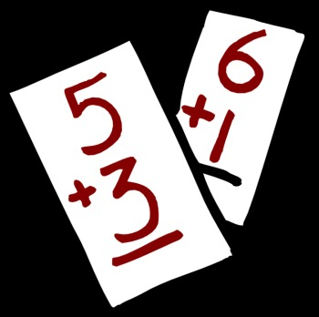 Swat the Answer-addition fact game