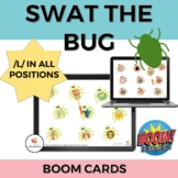 Swat the Bug Articulation BOOM cards: /l/ in all positions