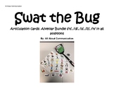 Swat the Bug Articulation Game: Alveolar Bundle