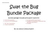 Swat the Bug Articulation Game: Multiple Sounds Bundle