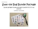 Swat the Bug Articulation Game: /f/ and /v/ bundle