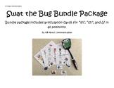 Swat the Bug Articulation Game: sh, ch, j bundle