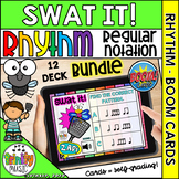 Swat the Bug Boom Cards - Regular Notation Bundle for Dist