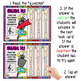 Swat the Bug Boom Cards - Recorder Bundle (Digital Task Cards)