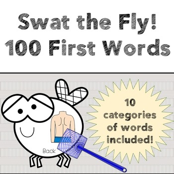 Swat the Fly! - First 100 words