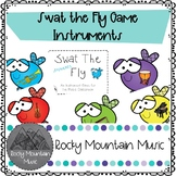 Swat the Fly Instrument Game