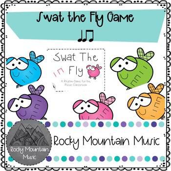 Swat the Fly Rhythm Game
