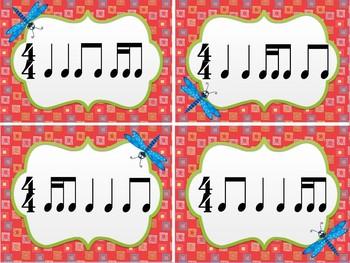 Swat the Rhythm Ta, Ti-ti, Ti-ri Ti Combo Rhythms
