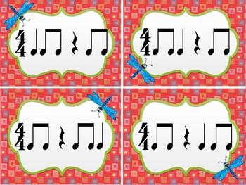 Swat the Rhythm Ta, Titi, and Tiri Rhythms
