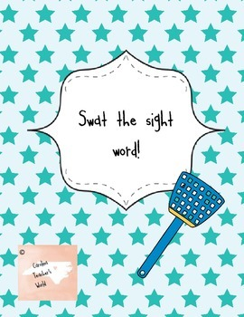 Swat the Sightword