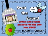 Swat the Sounds - more FLASH less CARDS
