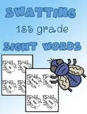Swatting Sight Words {Dolch - 1st Grade}