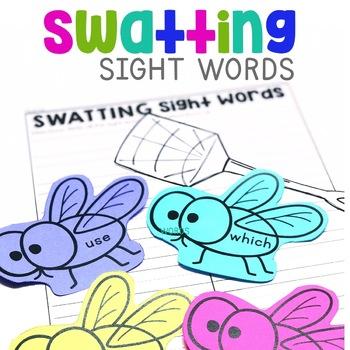 Swatting Sight Words