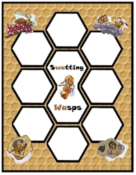 Swatting Wasps special wa- sound Phonics Reading Game