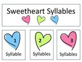 Sweatheart Syllables PreK-1st