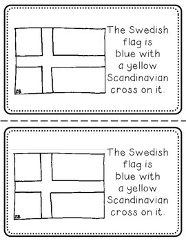 Sweden Booklet (A Country Study!)