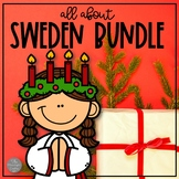 Sweden Bundle: All About the Country and Christmas in Sweden
