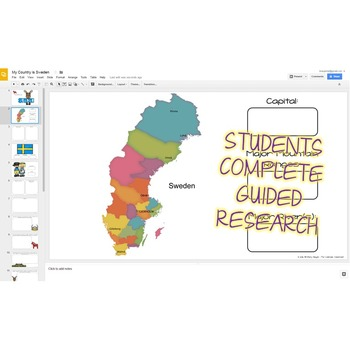 Sweden Country Study - Google Drive Version