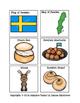 Sweden File Folder Match