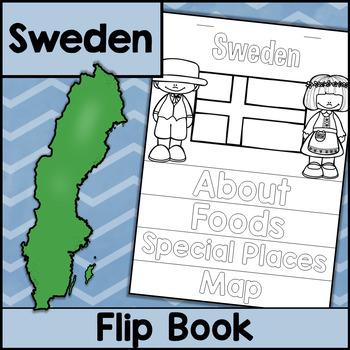 Sweden Flip Book