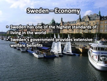 Sweden Geography, History, Government, Economy, & Culture PowerPoint