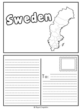 Sweden Booklet Country Study Project Unit