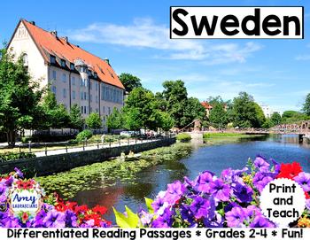 Sweden Reading Passages