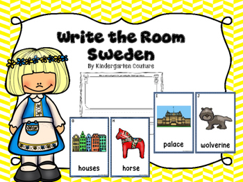 Sweden Write The Room
