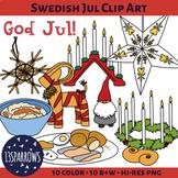 Swedish Jul Clip Art
