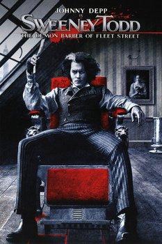 Sweeney Todd- Movie Quiz