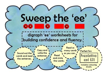 FREE! Sweep the 'EE' long e